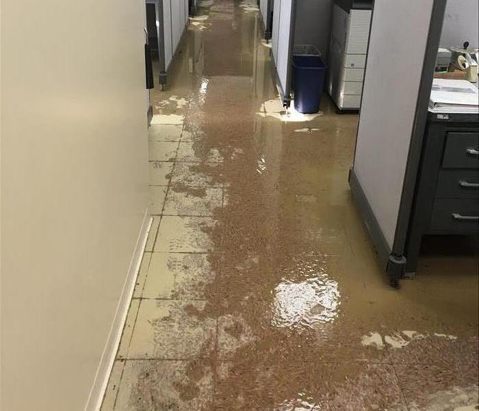 Office Flooding