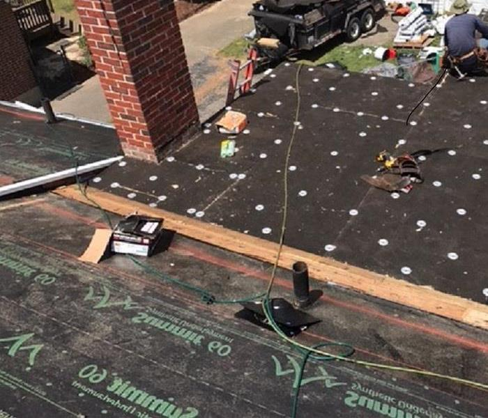 Building Services Roof Repairs